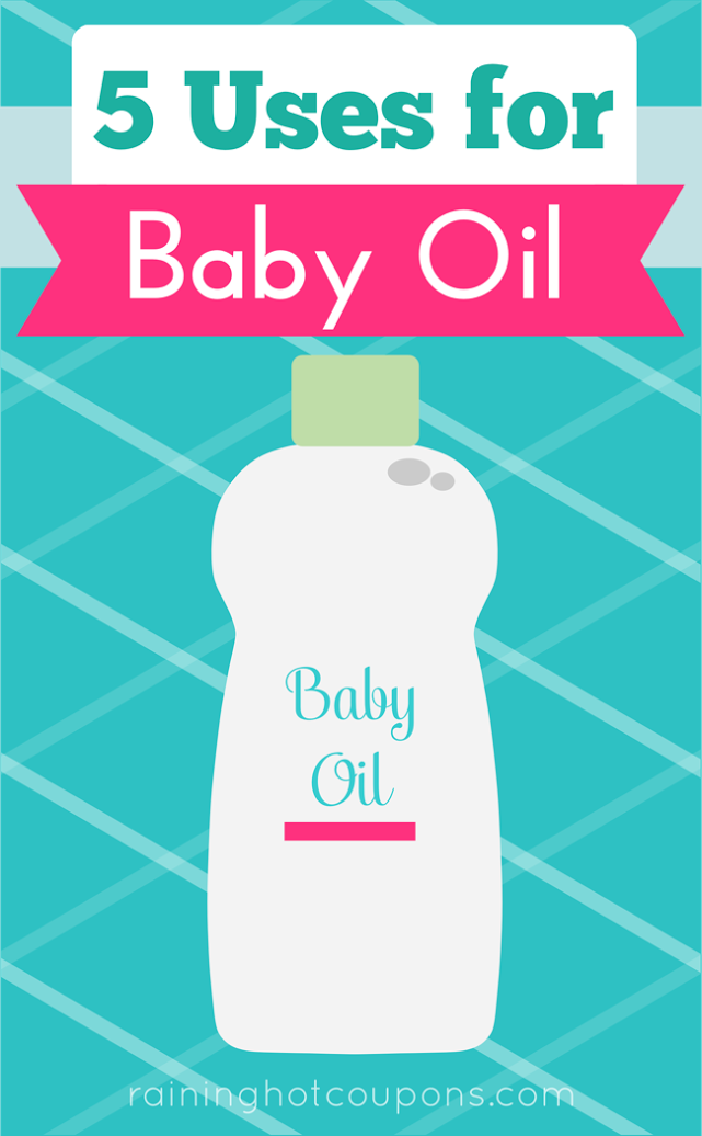 baby2 5 Uses For Baby Oil
