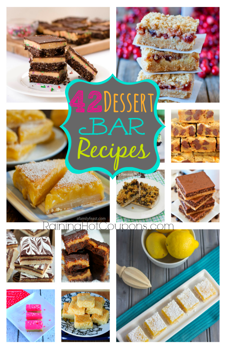 bars.png 42 Dessert Bar Recipes