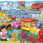 *HOT* Fisher-Price Little People Lift-the-Flap Board Books Only $5.52 Shipped (Reg. $10)!