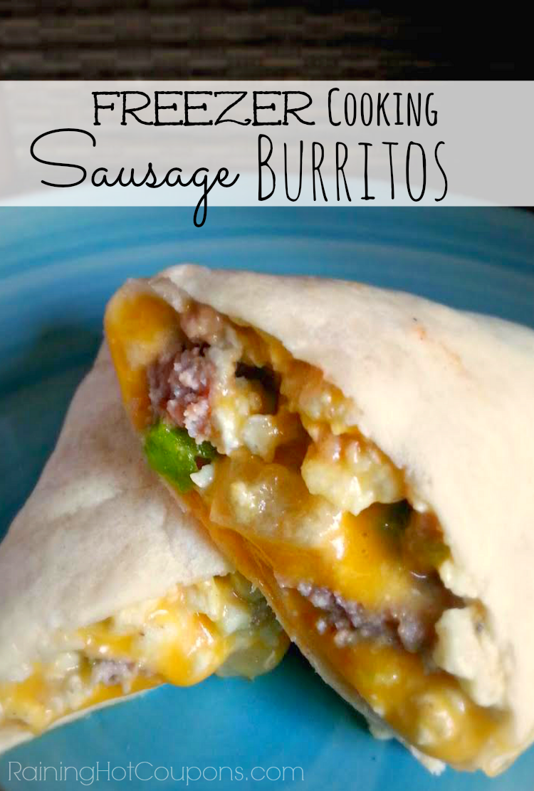burrito1.png1 Easy Sausage Breakfast Burritos (Freezer Cooking Recipe)