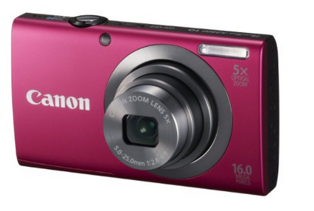 camera *HOT* Canon PowerShot Digital Camera and HD Video Recording Only $80 Shipped (Reg. $139.99)!