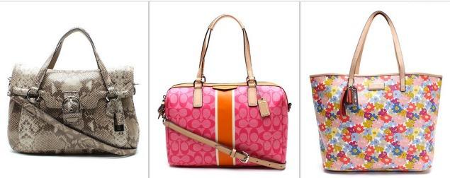 coach bags on sale outlet ogvj  coach sale handbags