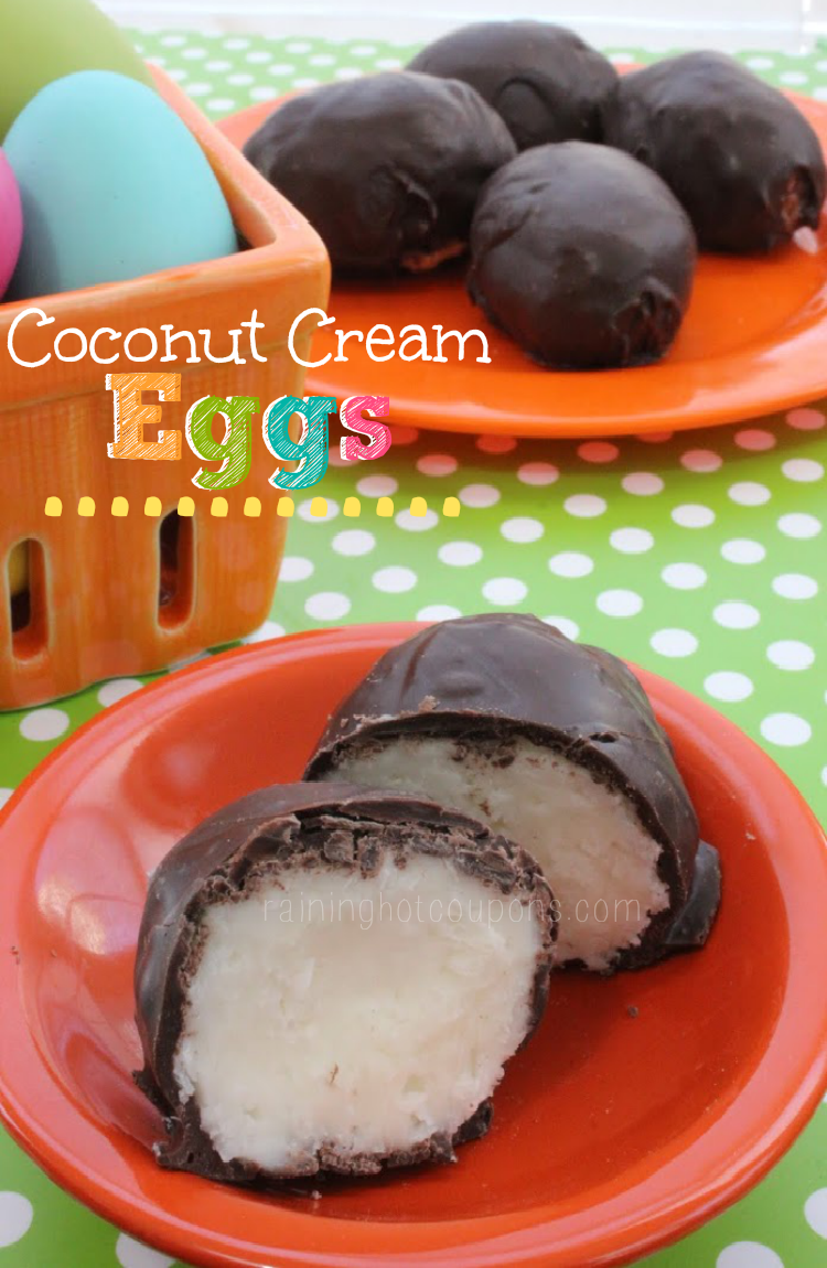 coconut cream eggs.png Chocolate Dipped Coconut Cream Eggs
