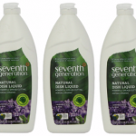 *HOT* Seventh Generation Dish Liquid (25-Ounce Bottles) Only $1.67 each + FREE Shipping (6-Pack)