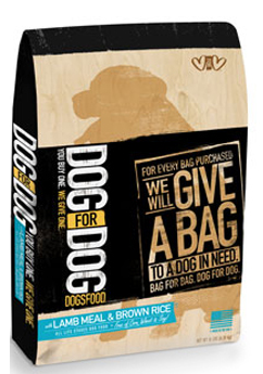 dog for dog FREE Sample of Dog for Dog DogsFood