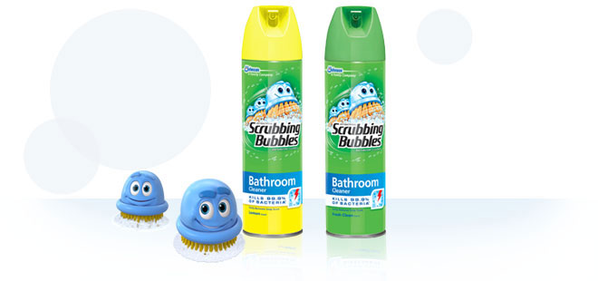 full foaming bathroom Target: Scrubbing Bubbles Bathroom Cleaner Only $0.04