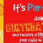 Hometown Buffet: FREE Kids Meal on Birthday