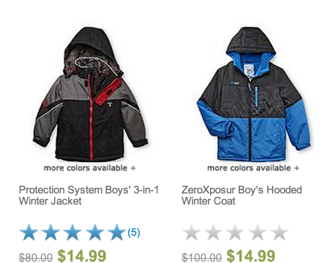 jacket *HOT* Huge Winter Jackets Clearance SALE = Only $9.99 (Reg. $100+)