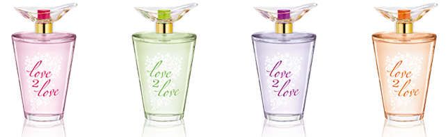 love FREE Love 2 Love Fragrance Sample
