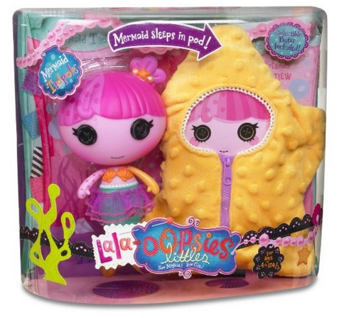 *HOT* Lala Oopsies Littles Mermaid Doll Tadpole ONLY $9.40 (Reg. $20!)