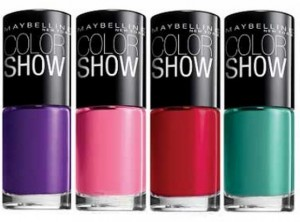 Walgreens: Maybelline Nail Polish Only $0.69