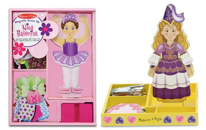 melissa *HOT* Melissa & Doug Deluxe 27 Piece Dress Up Kits Only $7.98 (Reg. $14.99)