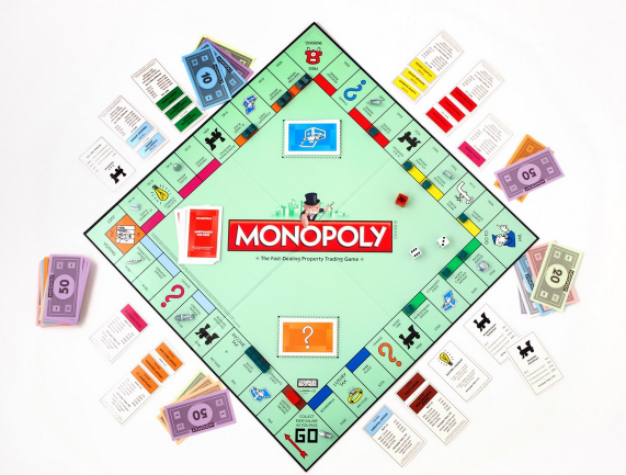 monopoly *HOT* Target: 50% Off Monopoly Game (TODAY ONLY) = $5.99!