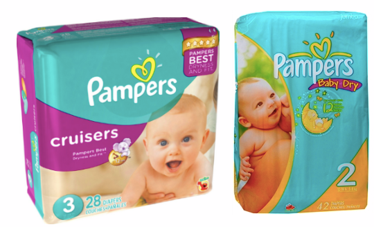 pampers *HOT* Pampers JUMBO Pack of Diapers Only $4.99 (Reg. $9!) + Baby Coupon RESETS!