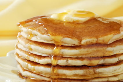 pancakes Birthday Freebies: HUGE List of Over 100 Birthday Freebies from Restaurants (FREE Starbucks, Ice Cream, Meals, Donuts)