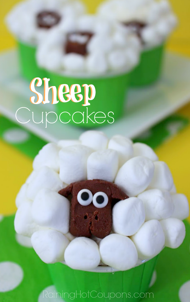 sheep cupcakes.png Sheep Cupcakes