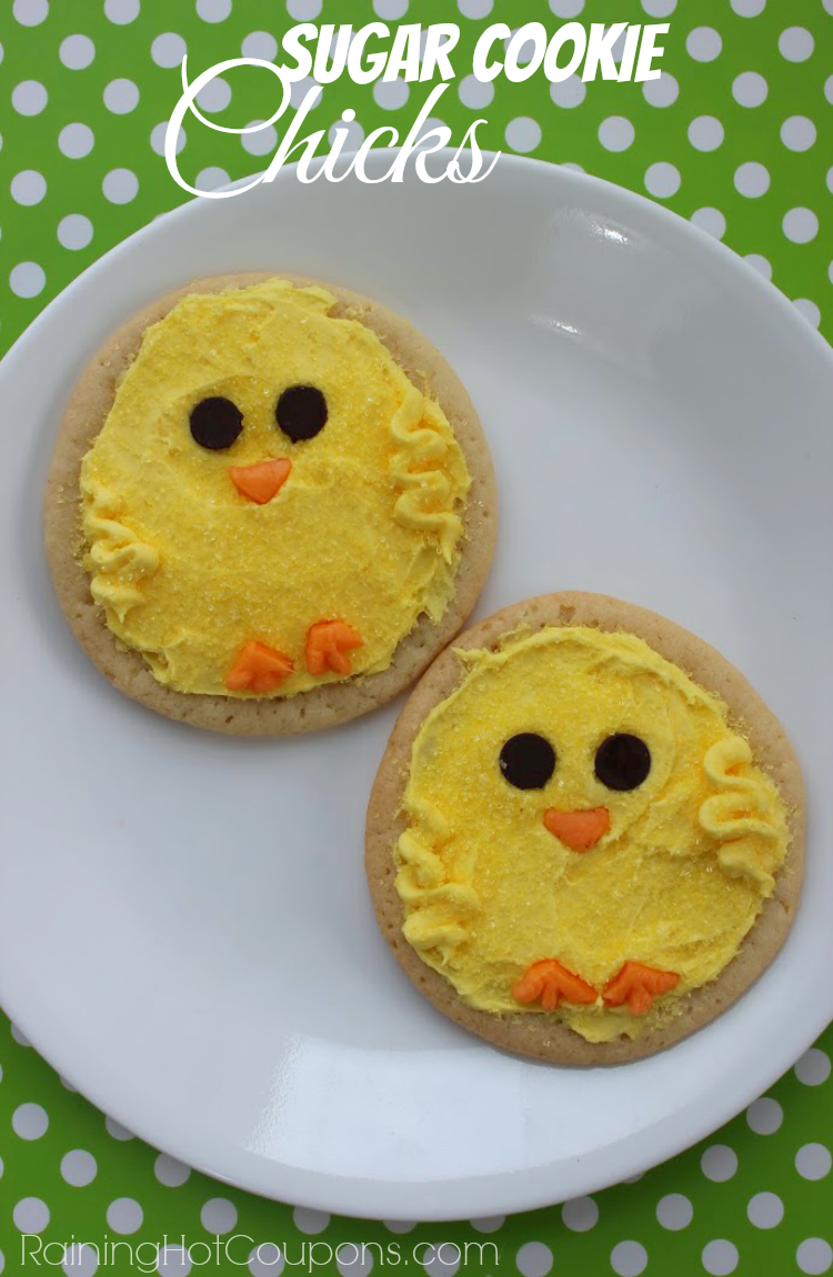 sugar cookie chicks.png Sugar Cookie Chicks