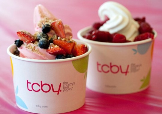 TCBY: FREE Frozen Yogurt on your Birthday