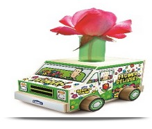 Lowes: FREE Flower Delivery Truck Wooden Project, Apron, Goggles, Patch (Register Now!)