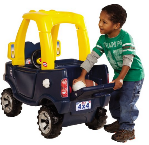 truck1 Amazon *HOT* Little Tikes Cozy Truck Only $59.99 + FREE Shipping (Reg. $96.99)!