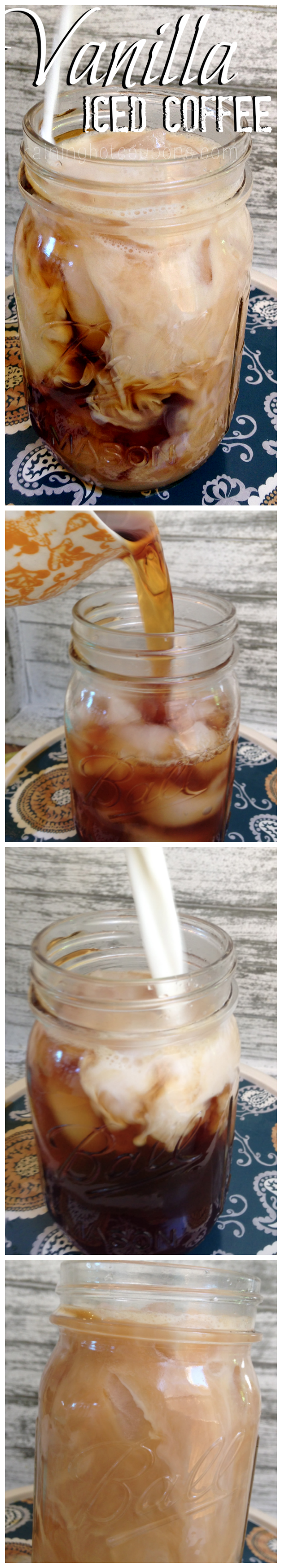 vanilla iced coffee collage.png Vanilla Iced Coffee