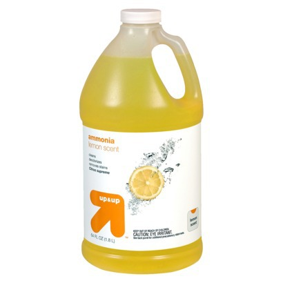 13966820 201308121147 Target: Up & Up Ammonia Lemon Scent Only $0.19
