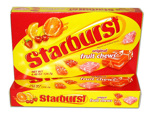 14181 Target: Starburst Theater Box Only $0.50