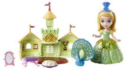413+EymYHzL. SX425  Amazon: Disney Sofia the First Amber and Peacock Giftset Only $7.99 (Reg. $11.99)