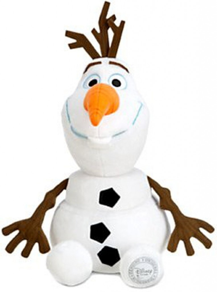 61LitW7Uj9L. SL1500  763x1024 Amazon: Disney Frozen 9 Inch Plush Olaf Only $9.81 Shipped (Reg. $42.95)