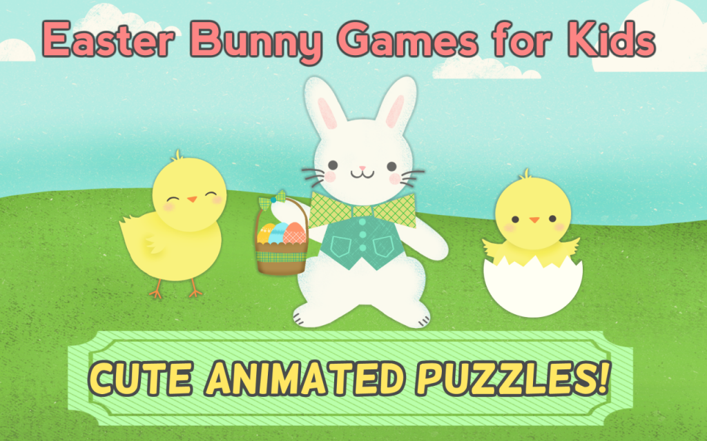 A1uA5soI5PL 1024x640 Amazon: FREE Easter Bunny Games For Kids Android App