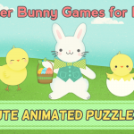 Amazon: FREE Easter Bunny Games For Kids Android App