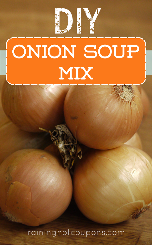 ON DIY Onion Soup Mix