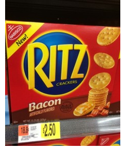 Screen Shot 2014 04 15 at 6.06.31 PM Ritz Bacon Flavored Crackers Only $2.00 at Walmart