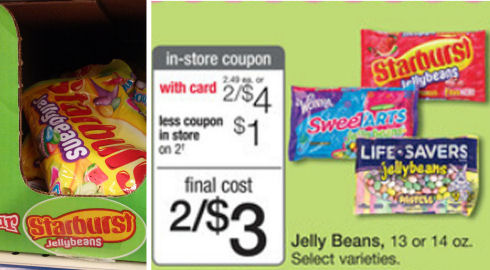 Starburst new7w Walgreens: Starburst Jelly Beans Only $1.00 (Last Day)