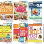 Amazon *HOT* 10 Freezer Meal Kindle Books Ebooks!