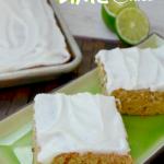 Banana Lime Cake