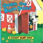 Amazon: Open the Barn Door (A Chunky Board Book) Only $2.25!