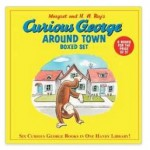 Curious George Around Town (6 Volume Book Set) Only $7.03!