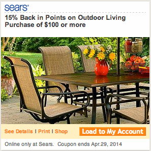 coupon *HOT* Garden Oasis Harrison 7 Piece Dining Set Only $226 Shipped (Reg. $599.99)