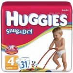 *HOT* CVS: Huggies Package of Diapers Only $3.98 + FREE Baby Wipes!