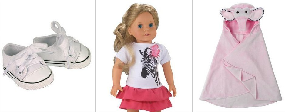 dolls 2 American Girl Doll Clothes and Accessories As Low As $5.99!