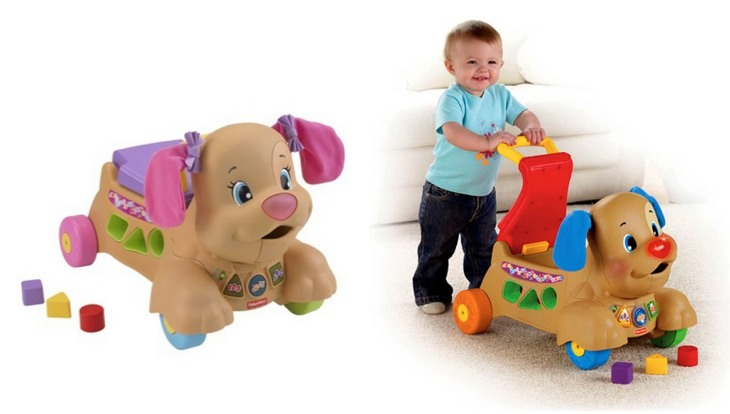 *HOT* $10 off Fisher Price Laugh & Learn Stride 2 Ride + B1G1 50% Off Sale!