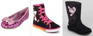 hk shoes 2 300x118 Hello Kitty Shoes Up to 50% Off
