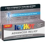 Target: Icy Hot Advanced Pain Relief Cream Only $1.82