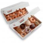 Krispy Kreme: Buy 1 Dozen Donuts, Get 1 Dozen FREE!