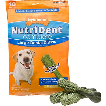 nyla *HOT* $6.50 off Nylabone Nutri Dent Chews Coupon (First 5,000!)