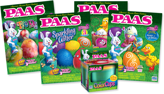 pa Paas Egg Decorating Kit or Egg Dye Color Cups Only $0.99 at Walgreens!