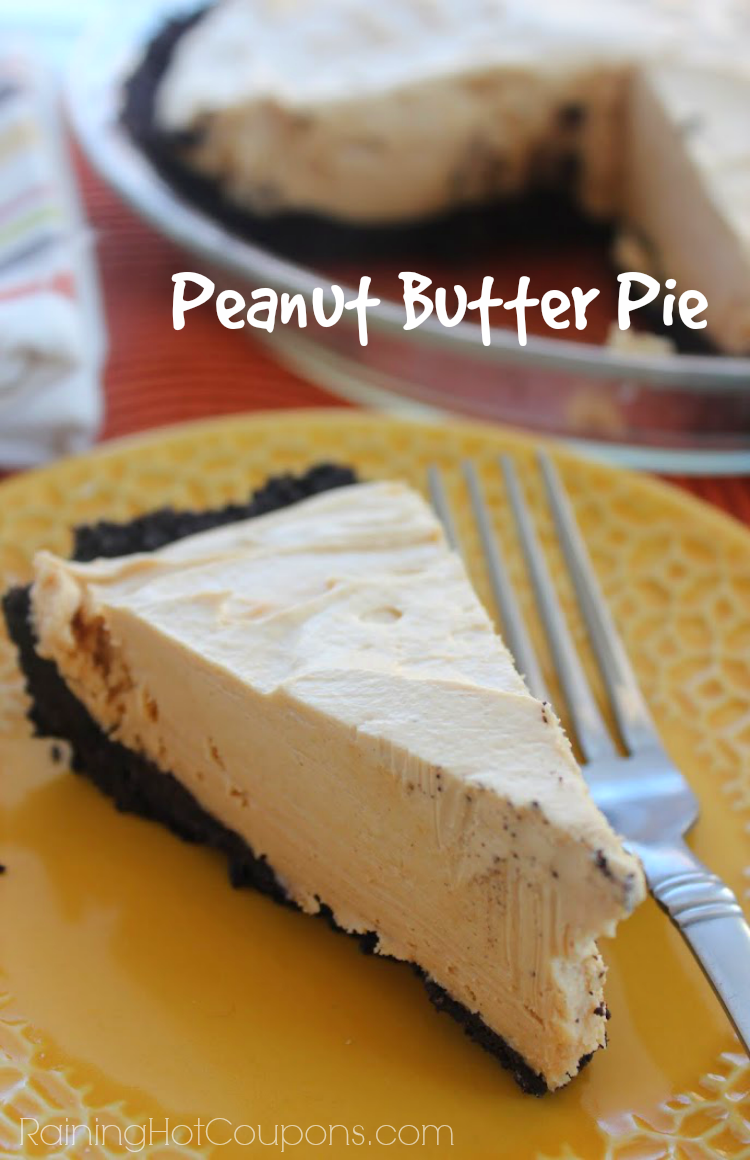 peanut butter pie.png Peanut Butter Pie