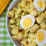 Easy Potato Salad (No Cook)