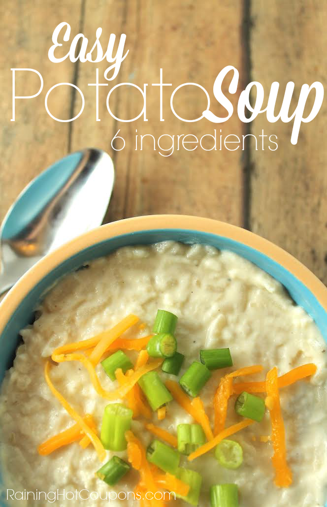 potato soup 2.png 6 Ingredient Cheesy Potato Soup